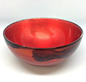Graff.Mini Bowl Red