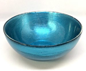 Graff.Mini Bowl Turquoise