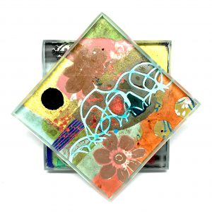 Julie Bell Art Tile 26