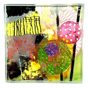 Julie Bell Art Tile 41