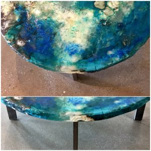 Heather Cuell Earthly Perspectives Coffee Table