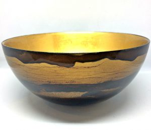 Graff.Small Bowl Gold