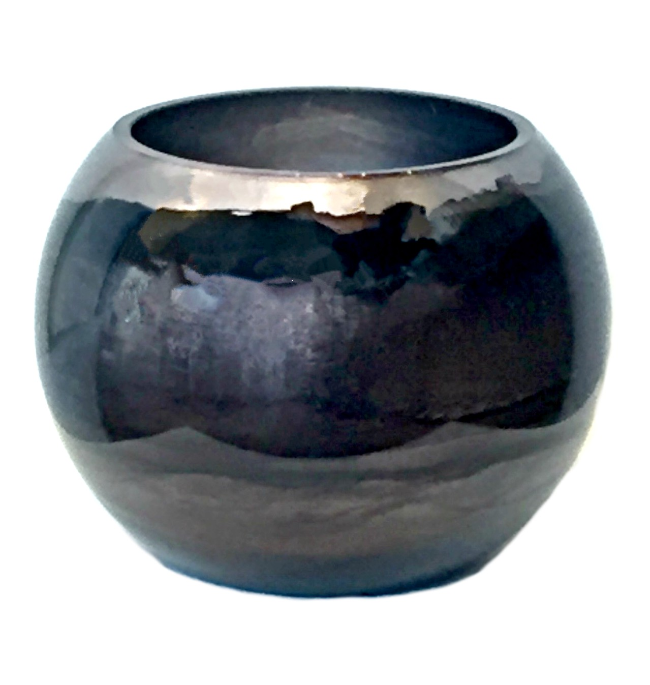 Graff.Small Blubble Bowl Silver