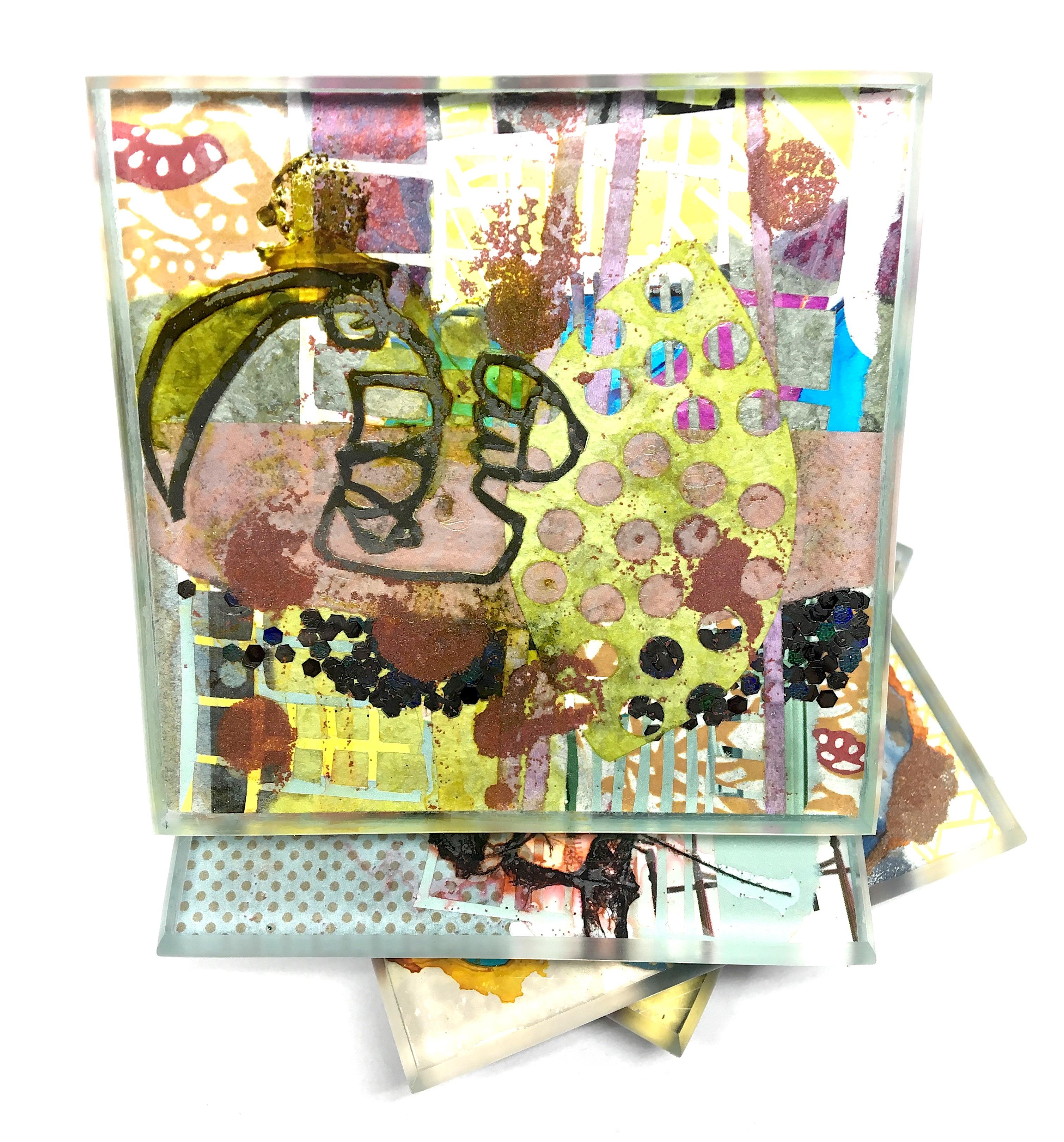 Julie Bell Art Tile 21