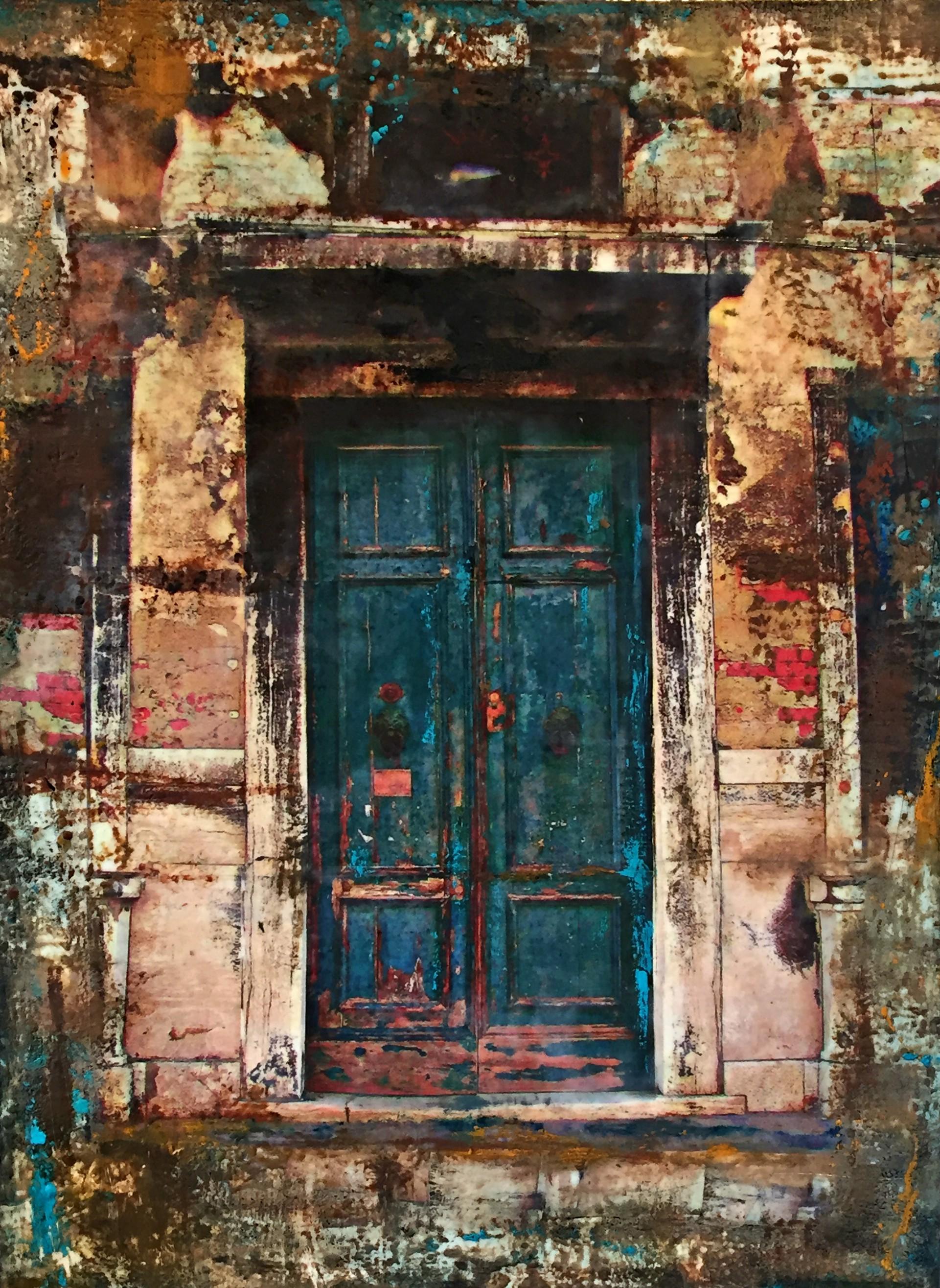 LaForge.Old Jewish Ghetto Venice