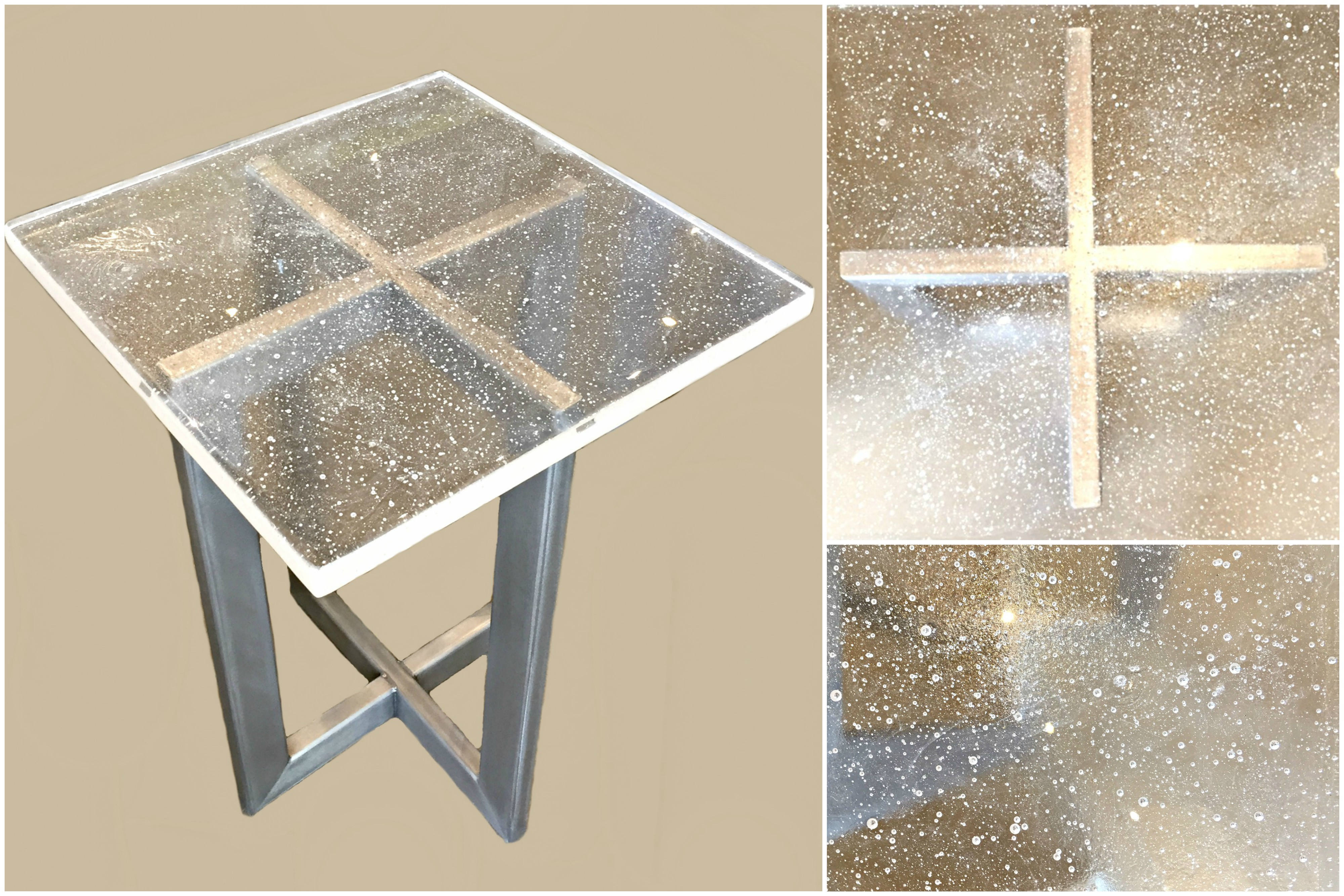 Cuell. Large Side Table