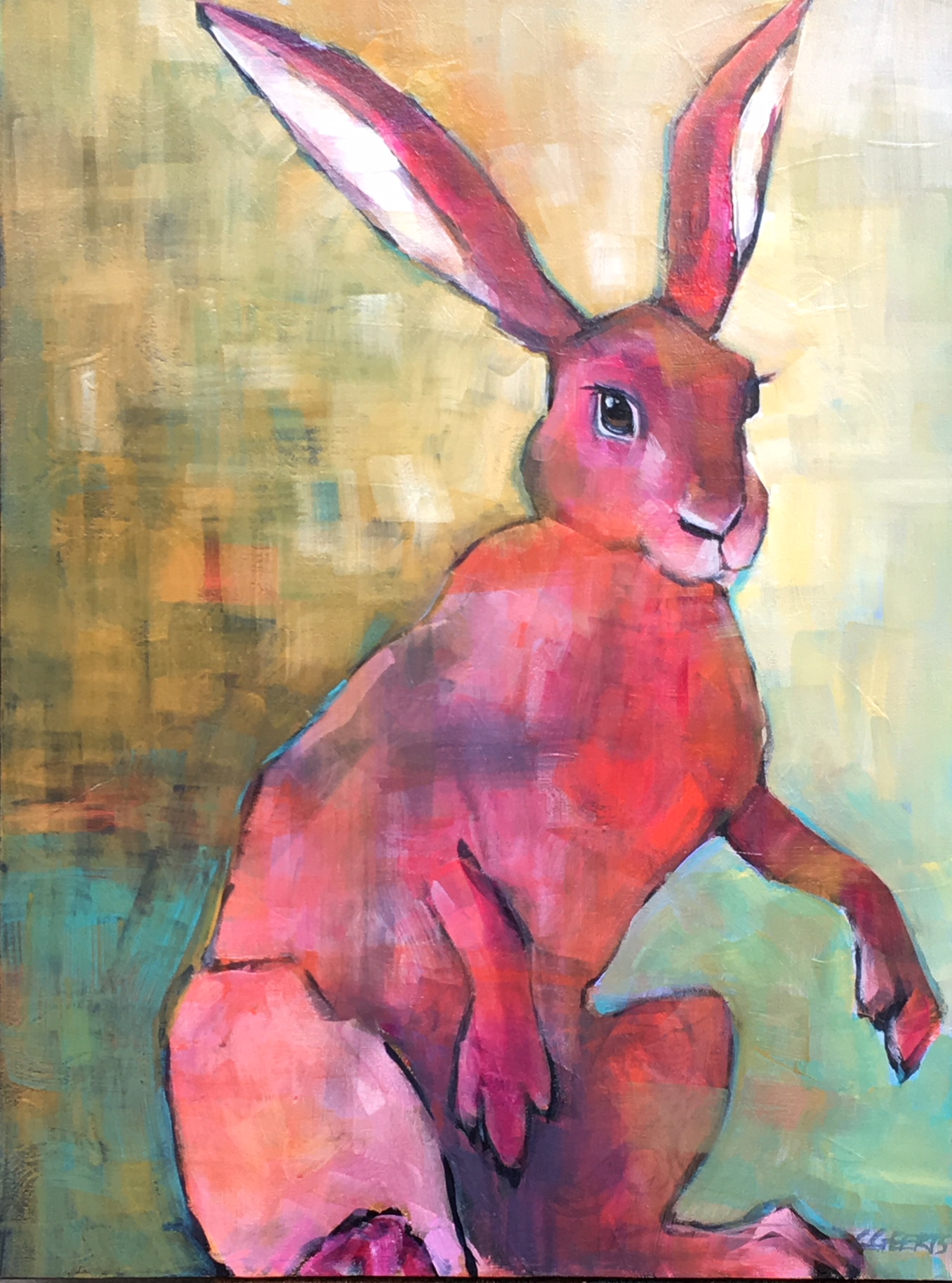 Geerts.Rare Hare