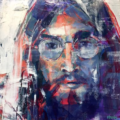 Busby. John Lennon 0238