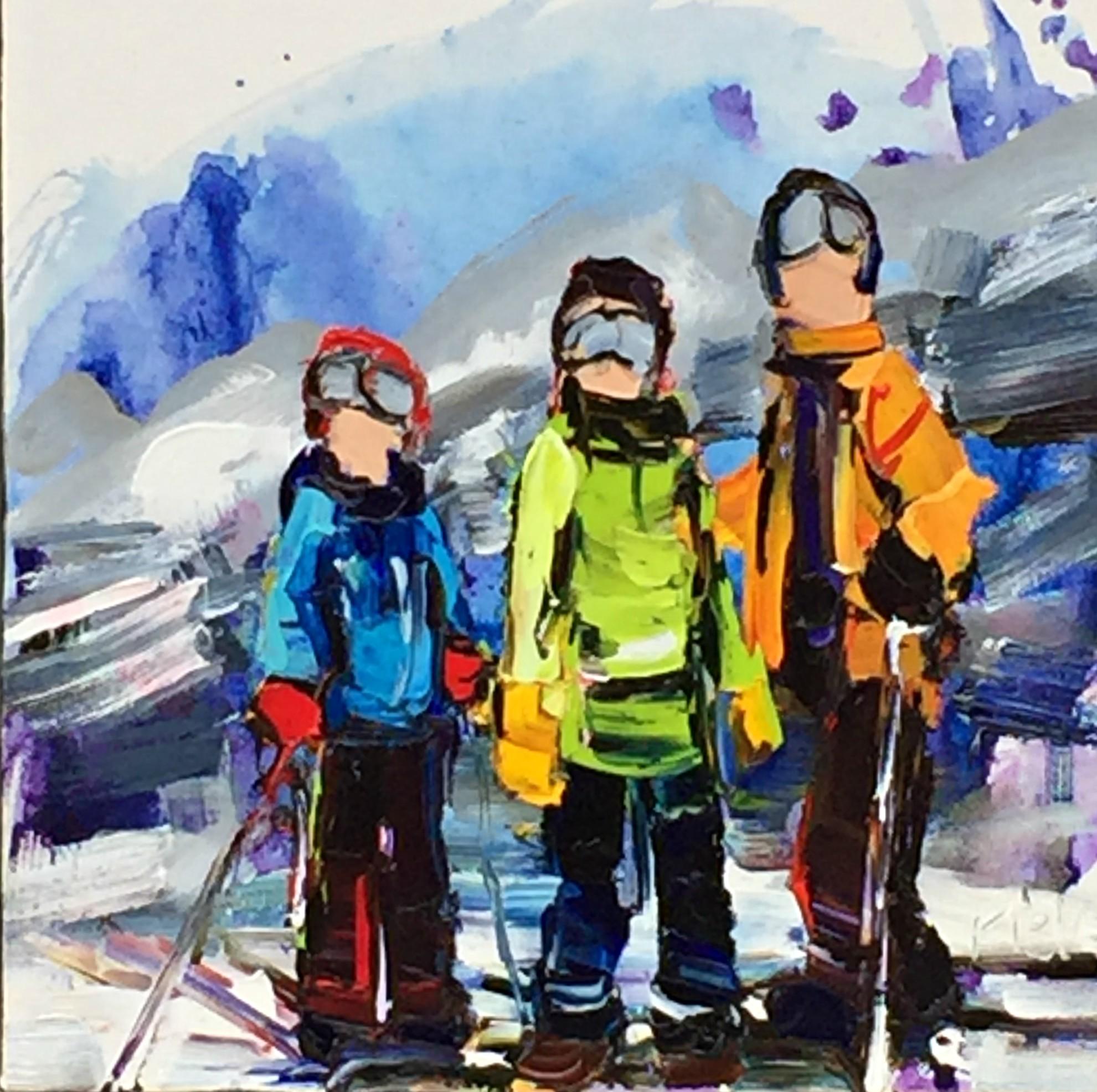 Kiel.Ski Season #2