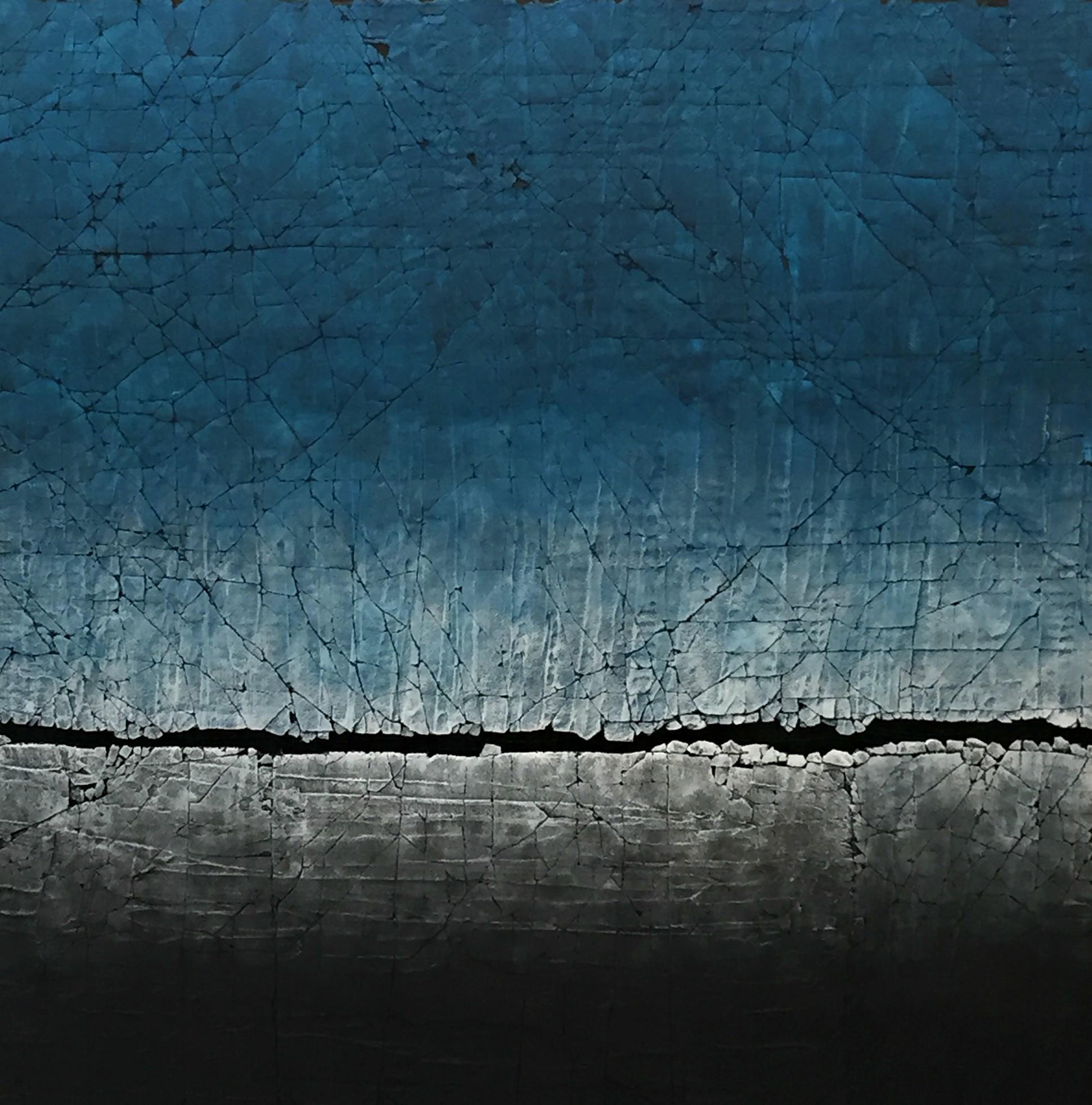 Bagayawa.Carbon Black and Pthalo Blue