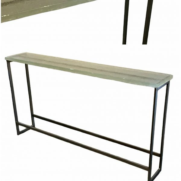 Cuell.Alpine Flow Console Table