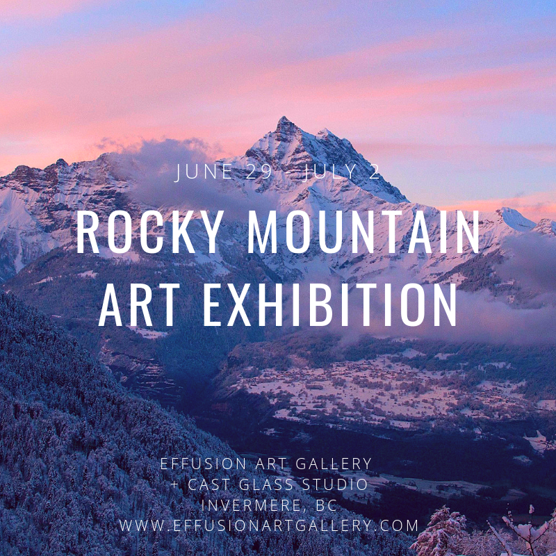 Rocky Mountain Art Exhibition
