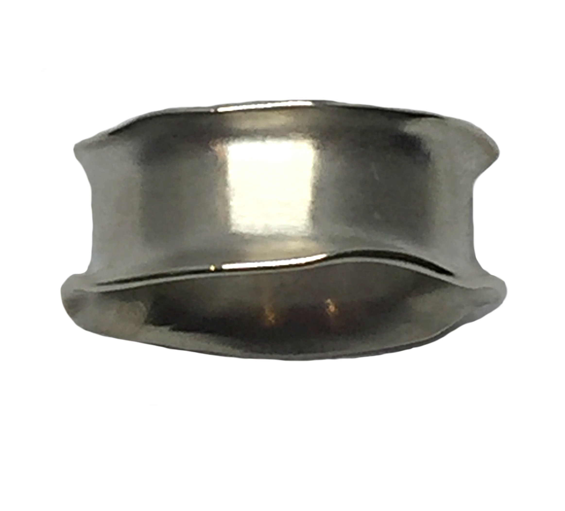 Sterling Silver Ring by Karyn Chopik   Effusion Art Gallery + Cast Glass Studio, Invermere BC