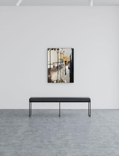 Le quai des brumes by Marie-France Boisvert | Effusion Art Gallery + Cast Glass Studio, Invermere BC
