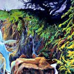 Glimmer of Hope by Heather Pant | Effusion  Art Gallery + Cast Glass Studio, Invermere BC