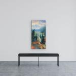 Assiniboine by Becky Holuk | Effusion Art Gallery + Cast Glass Studio, Invermere BC