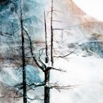 Silence by Stacey Bodnaruk | Effusion Art Gallery + Cast Glass Studio, Invermere BC