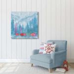 Closer to You by Gina Sarro | Effusion Art Gallery + Cast Glass Studio, Invermere BC